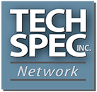 Tech Spec Network Retina Logo